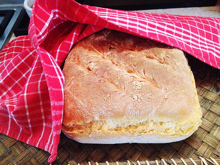 Домашний хлеб